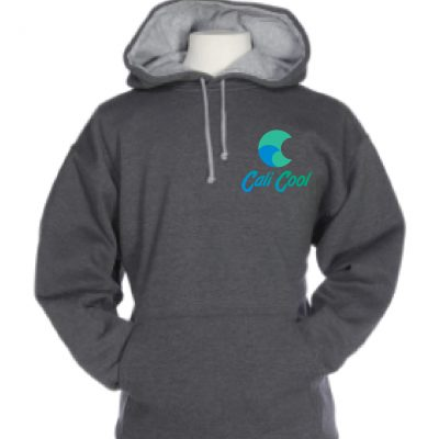 Hooded Sweatshirts Charcoal Heather